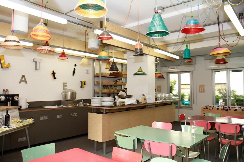 Uffici Yoox Milano : Uffici da sogno iglooo