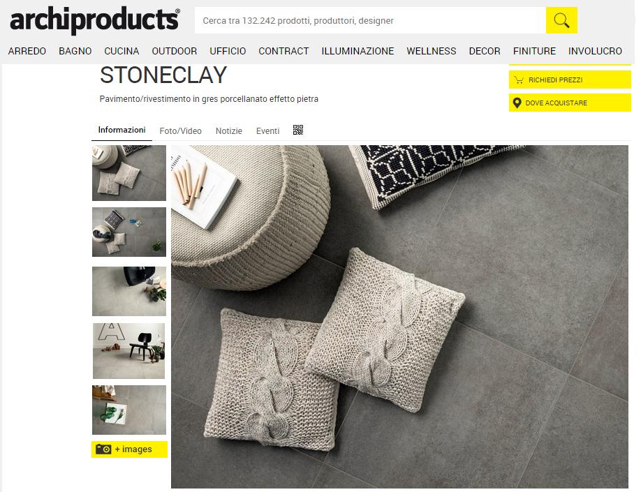 Lea Ceramica su Archiproducts
