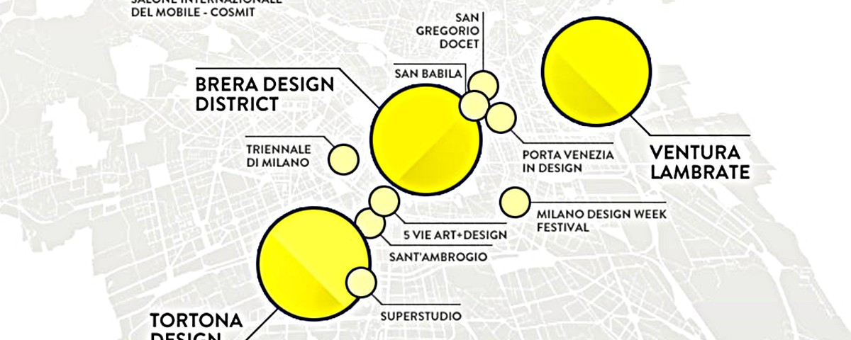 Fuorisalone 2015 for Eventi milano design week