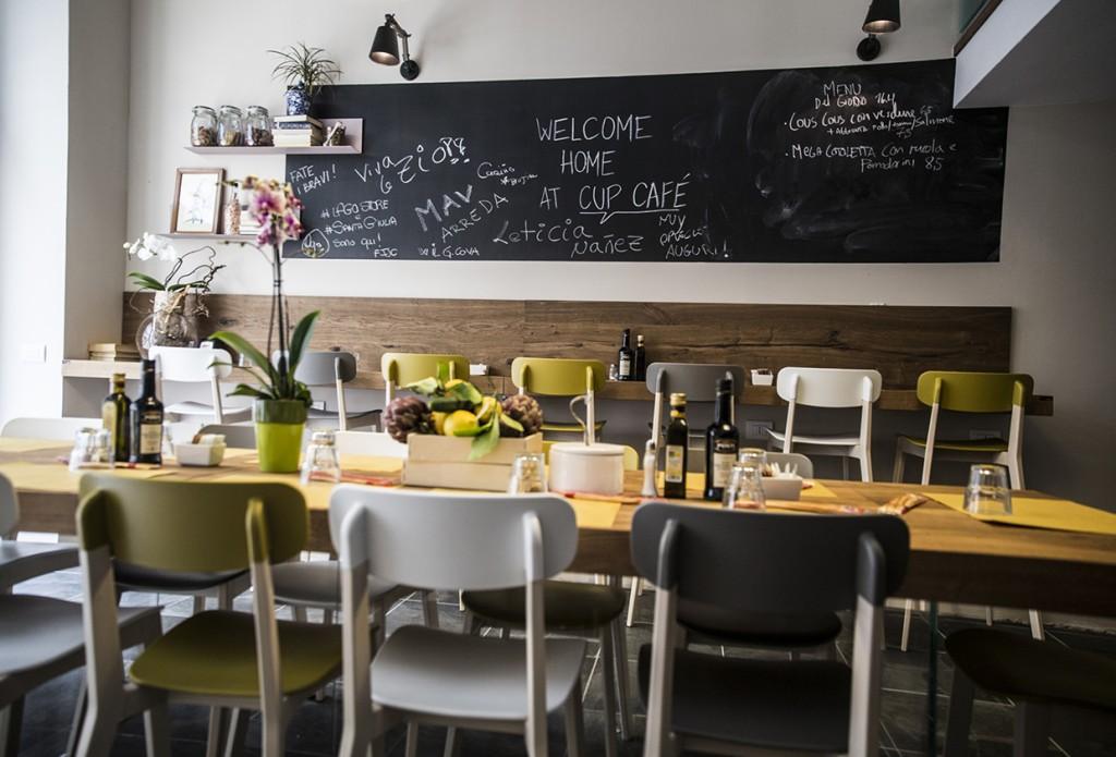 lago interior design Salone del Mobile 2015 fuorisalone Cup Cafè iglooo Welcome Home talking furniture internet things