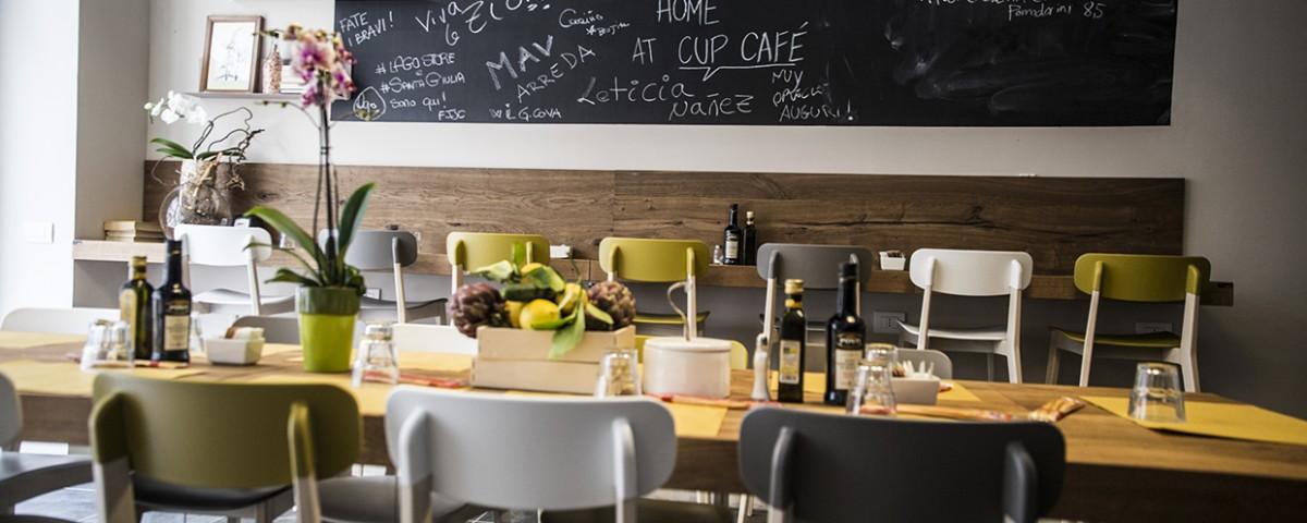 LagoSalone del Mobile 2015 fuorisalone Cup Cafè iglooo Welcome Home talking furniture internet things