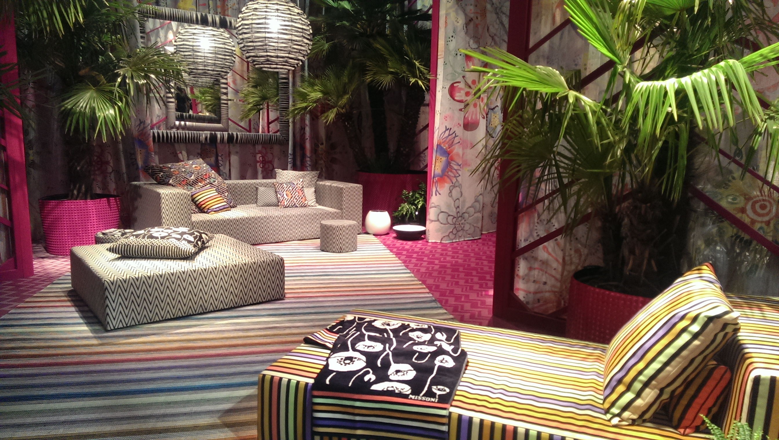Missoni Iglooo Al Salone Del Mobile Home Design Ideas