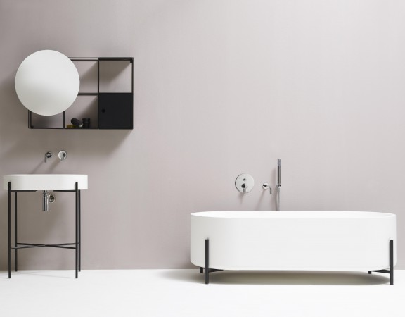Ex.t design week 2015 Norm Architects tortona design week bathroom design