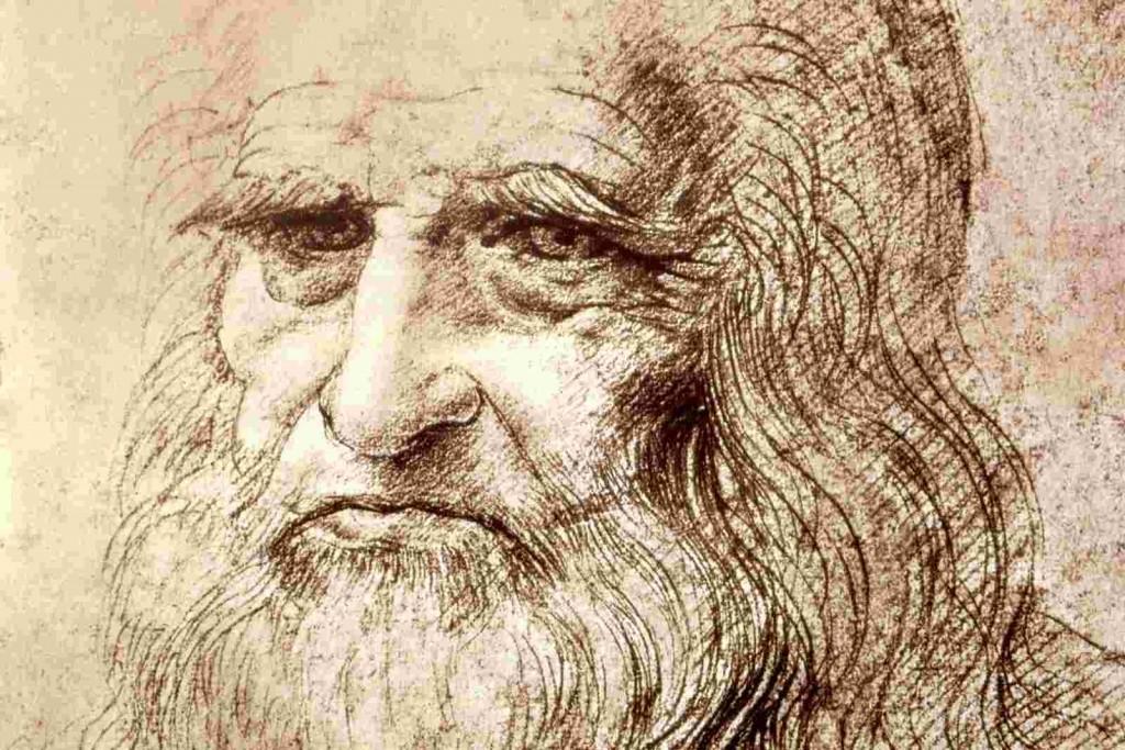 Leonardo da Vinci Palazzo Reale