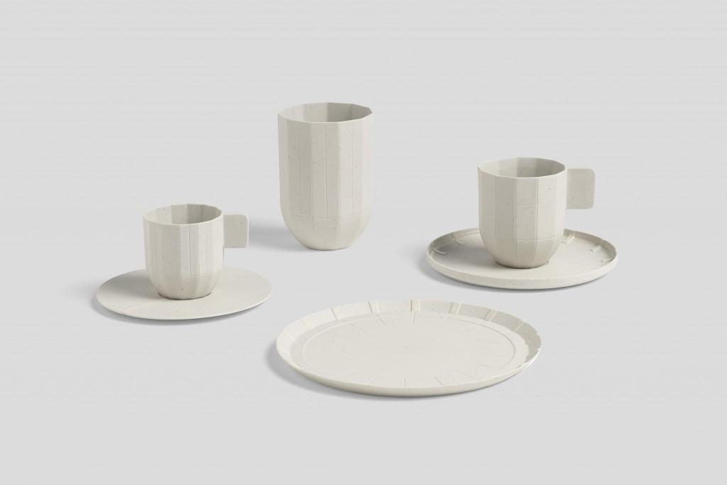 Hay Paper Porcelain Scholten & Baijings new collection 2015