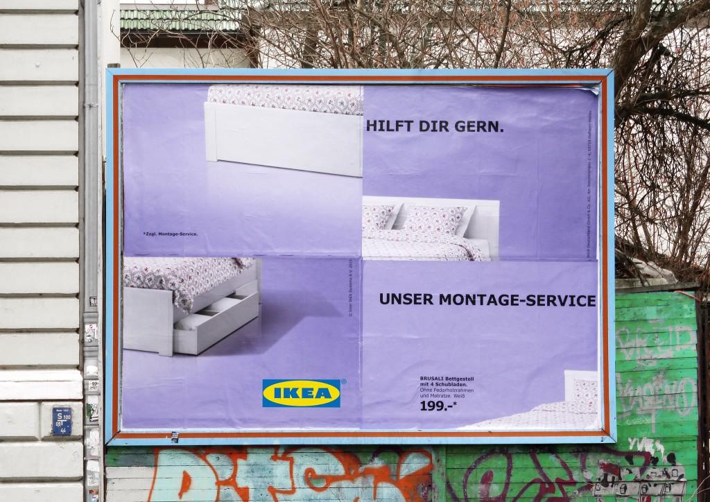 IKEA_Bett clio award 2015 - billboard campaing-case studies