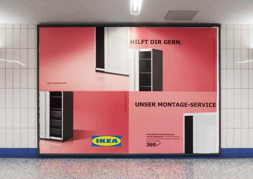 IKEA_Kleiderschrank -clio award 2015 - billboard campaing-case studies