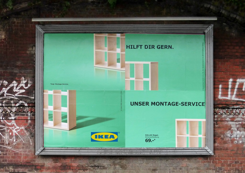 IKEA_Regal-clio award 2015 - billboard campaing-case studies