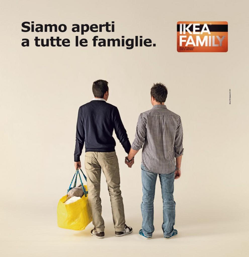 Ikea comunicazione cartelloni Ikea Family store catania adv offline comunicazione cartelloni_Crop