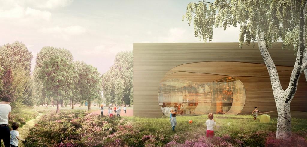 mario cucinella edifici scolastici sostenibili guastalla asilo