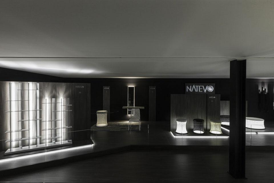 social community production natevo stand a fiera milano 2013