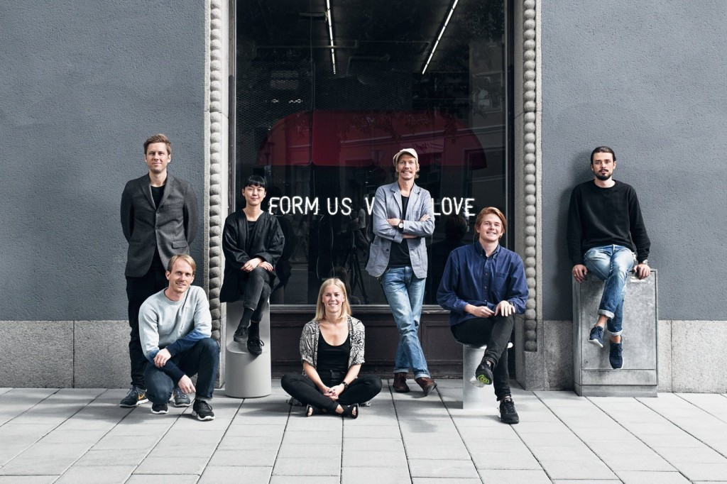 Stockholm design week pen store by form us with love