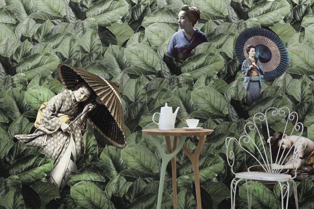Vito Nesta #designer || #Masami #wallpaper by #Texturae