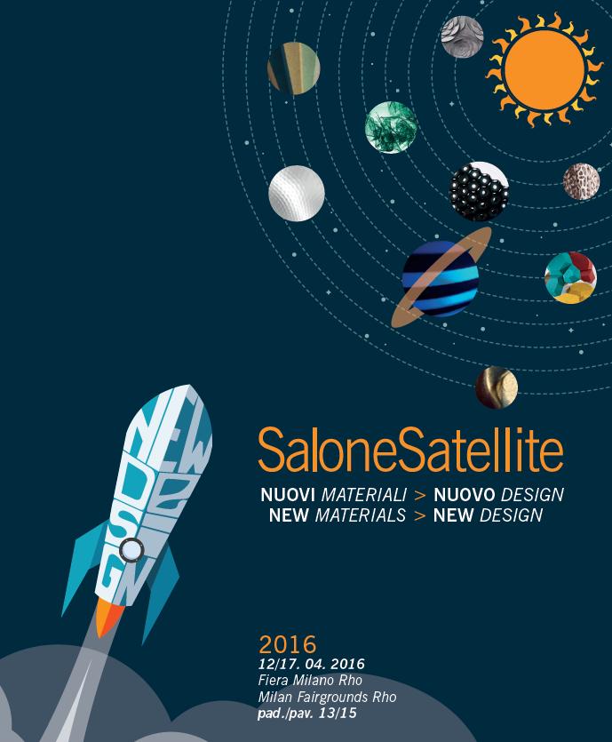 Il salone del mobile 2016 iglooo for Salone satellite