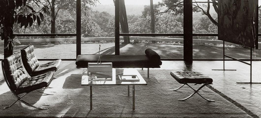 Design Icons at Cinema || desgin Mies van der Rohe, #Barcelona chair || Knoll