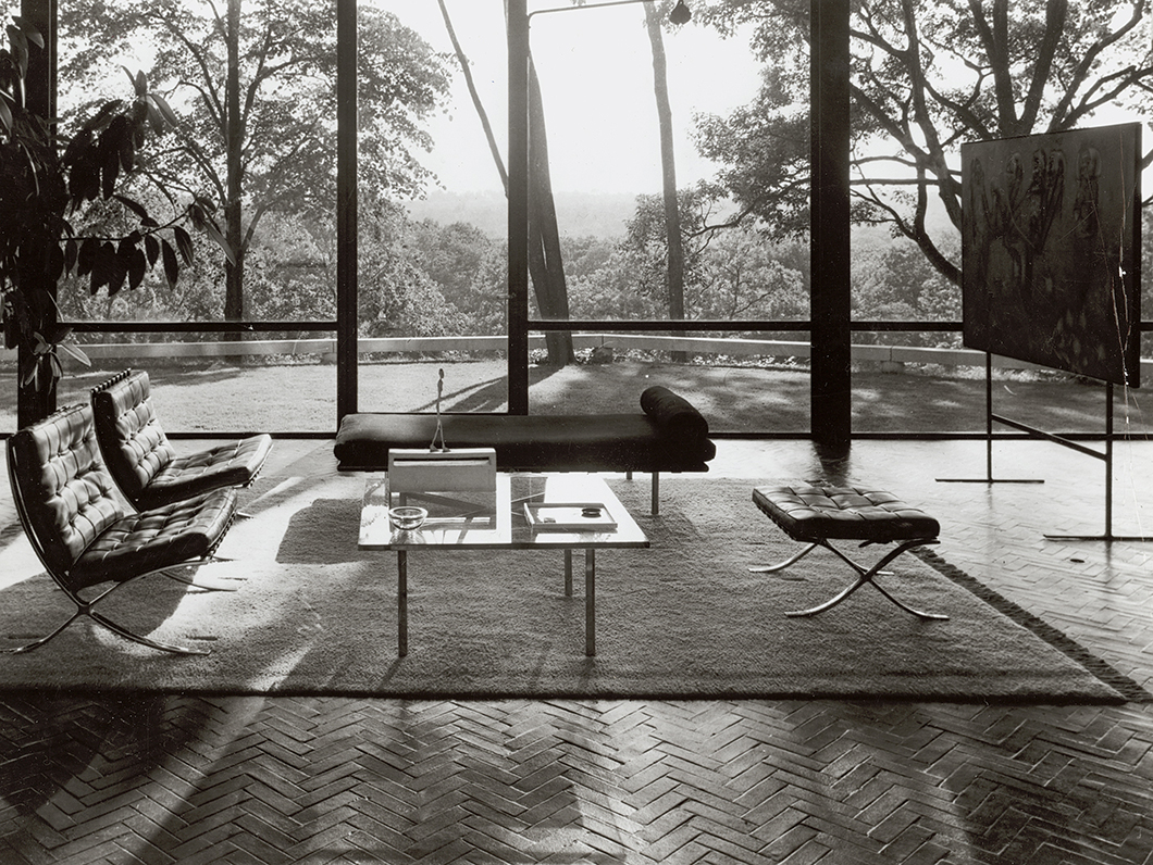 Il design va al cinema iglooo for Van der rohe furniture