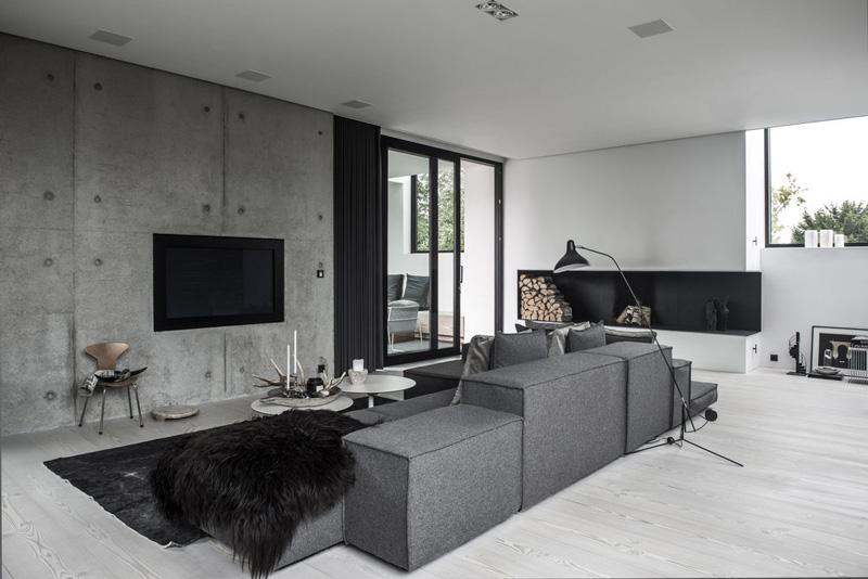 Villa V3 || livingroom