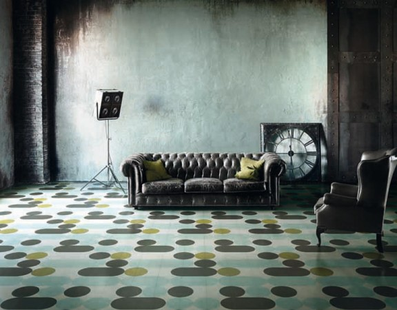 Cementiles by India Mahdavi for #Bisazza