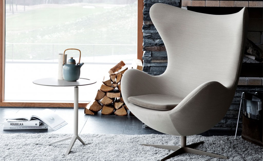 Egg chair || Fritz Hansen