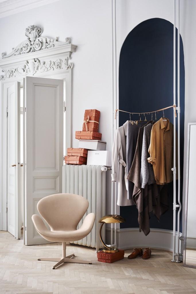 Arne Jacobsen || Swan chair