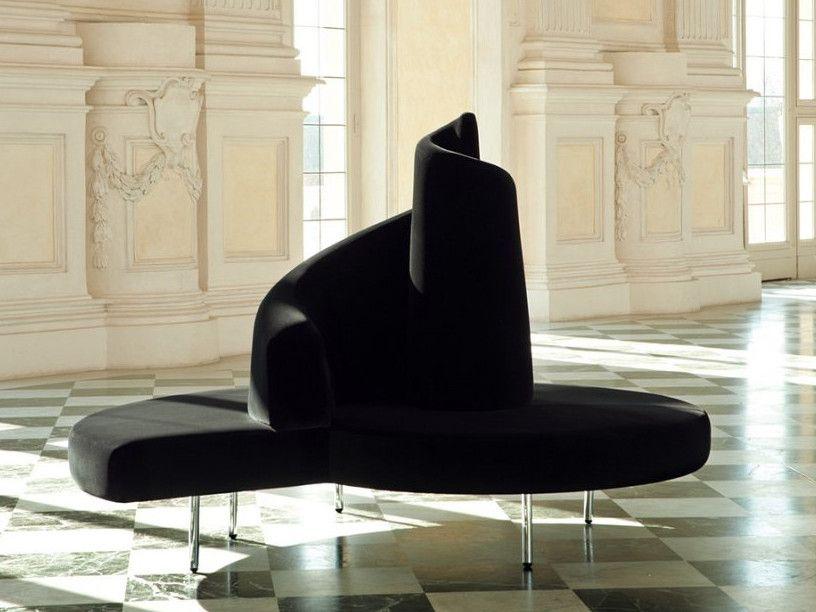 Influenze architettoniche design || #Edra divano