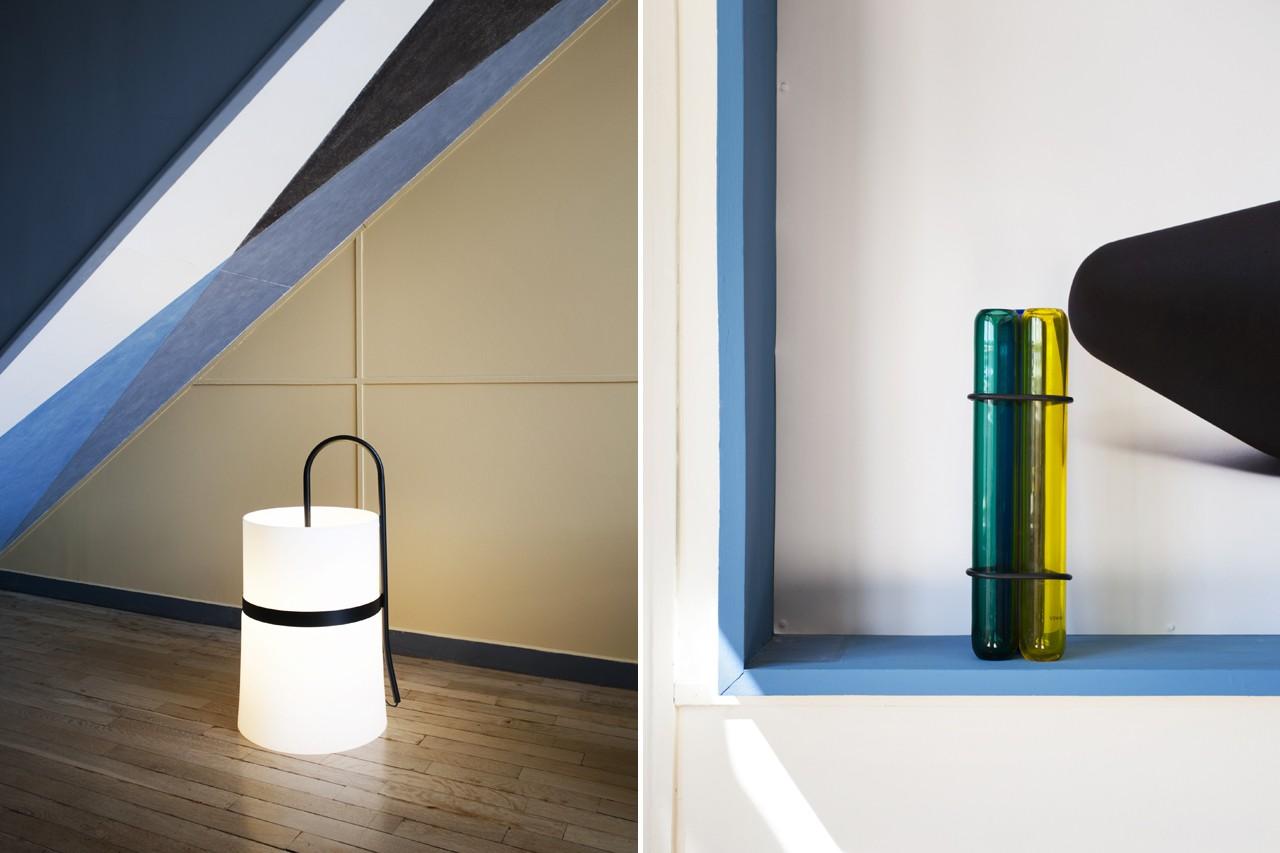 Pierre Charpin Apartment 50 Le Corbusier