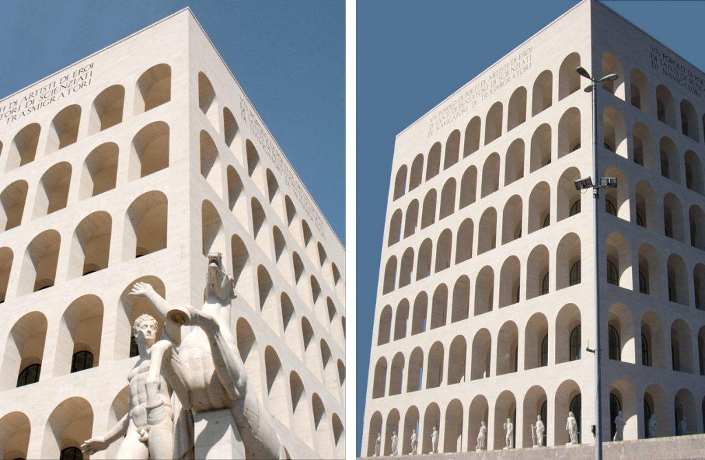 Fendi Palazzo della Civiltà Italiana