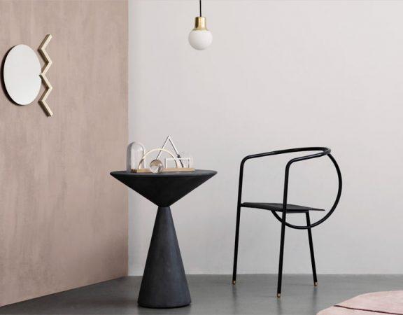 Kristina Krogh, design raffinato e geometrico