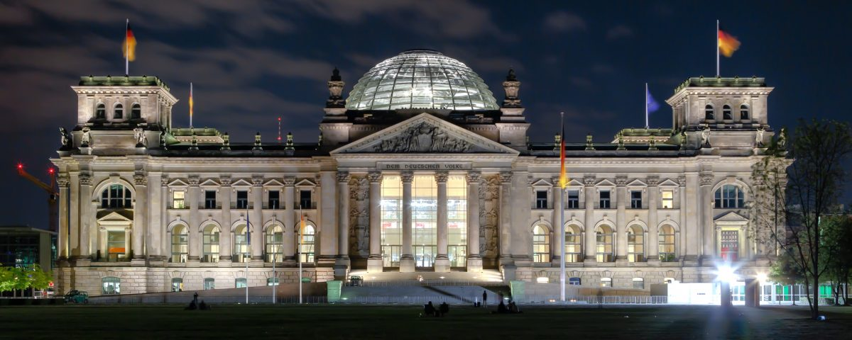 Berlin Architettura || #Reichstag #NnormanFoster project