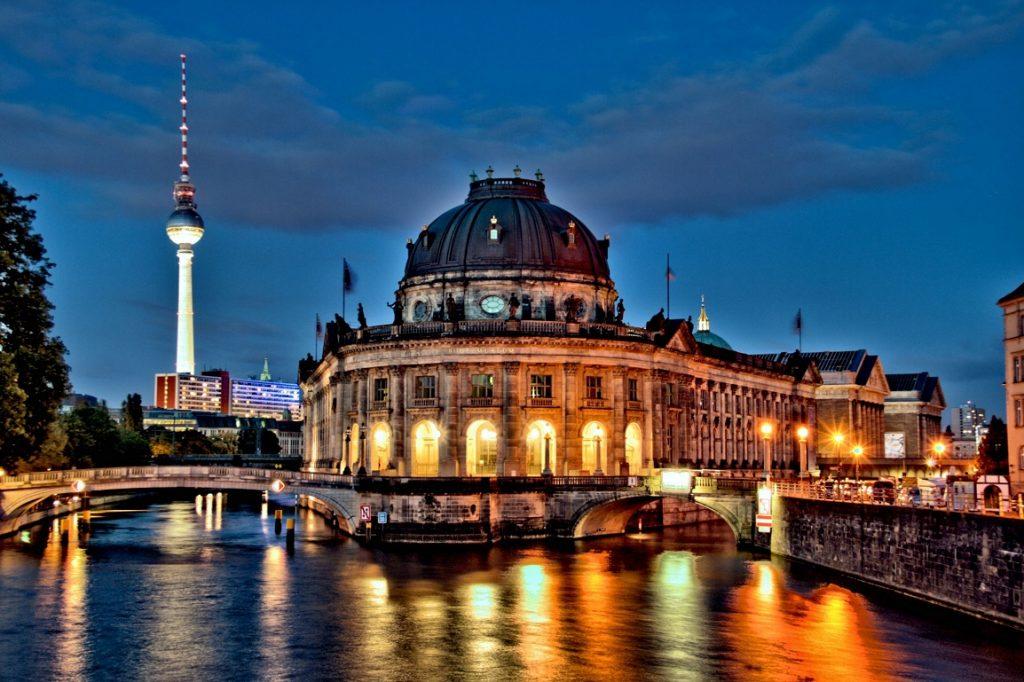 Berlin architettura || Isola dei Musei