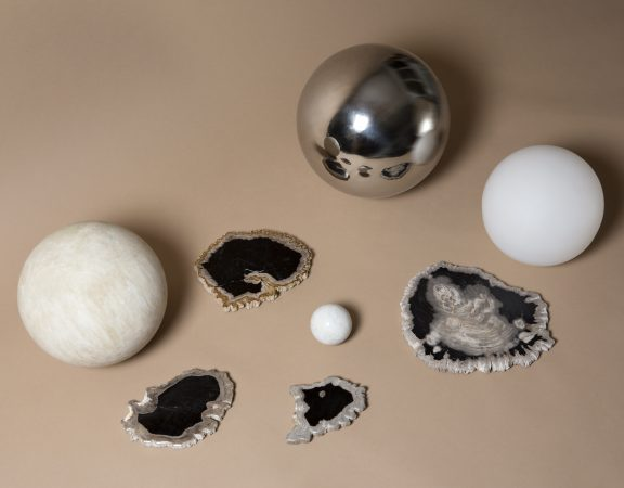 Odem Atelier || #petrifiedwood #design objects