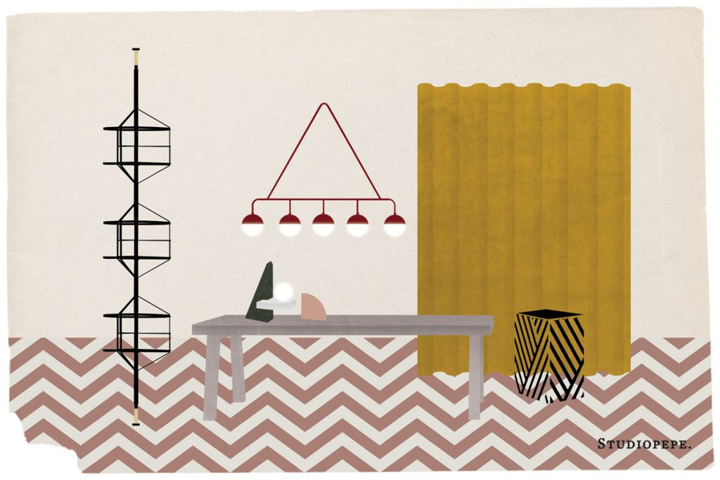 The Visit    #Studiopepe poject for #MilanoDesignWeek