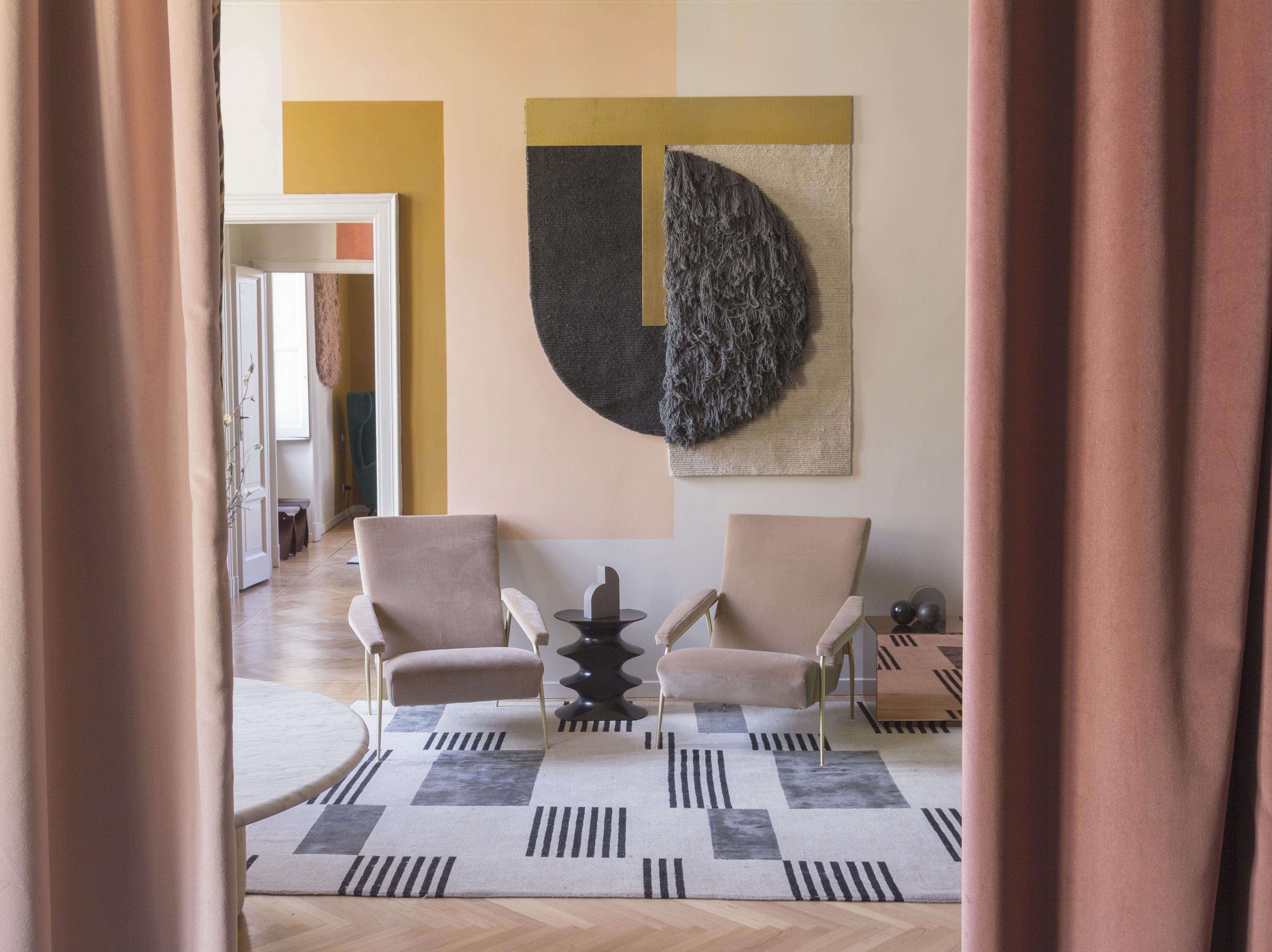 ispirazioni artistiche ed intrecci preziosi per cc tapis. Black Bedroom Furniture Sets. Home Design Ideas