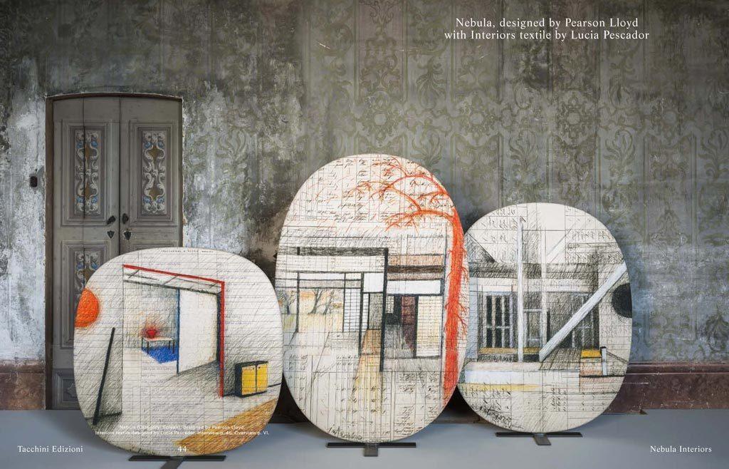 La nuova collezione tacchini iglooo for La collezione di design del sater