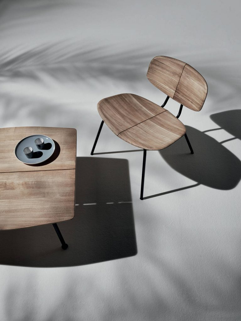 design outdoor Agave, design Mattia Albicini per Ethimo