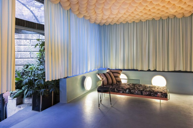 Design outdoor || Dimore Studio Fuorisalone 2017