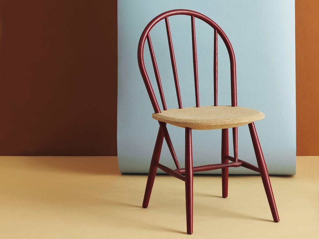Sughero applicazioni nel design || designer #Beller || Drifted chair Hem