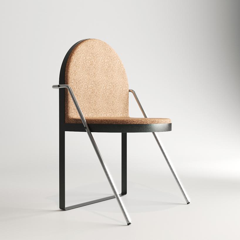 Sughero applicazioni nel design || Studio KDVA