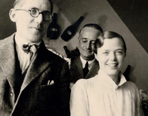 Charlotte Perriand e Le Corbusier