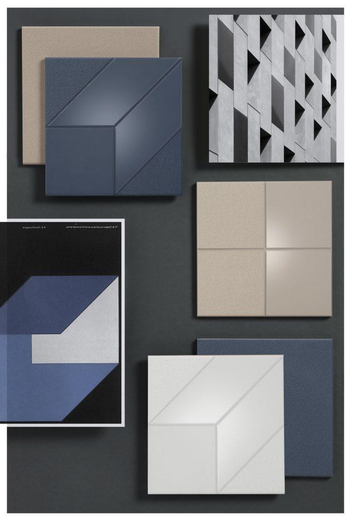 ceramica autore design mut per ceramica Harmony nnuova collezione ISO