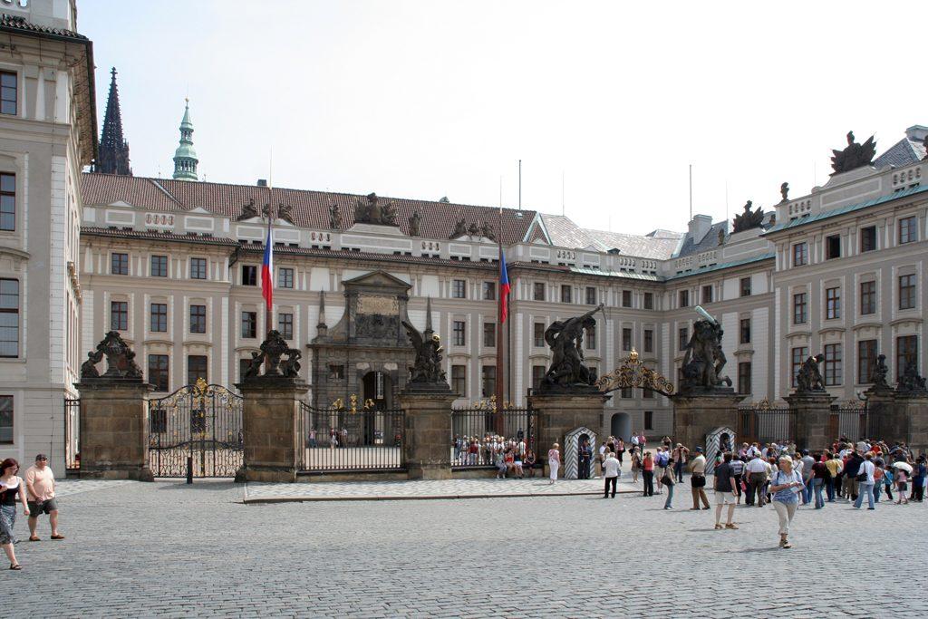 Pražský_hradcastello praga