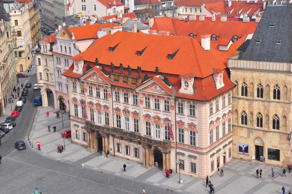 Praha_-_Palac_Goltz-Kinskych-architettura