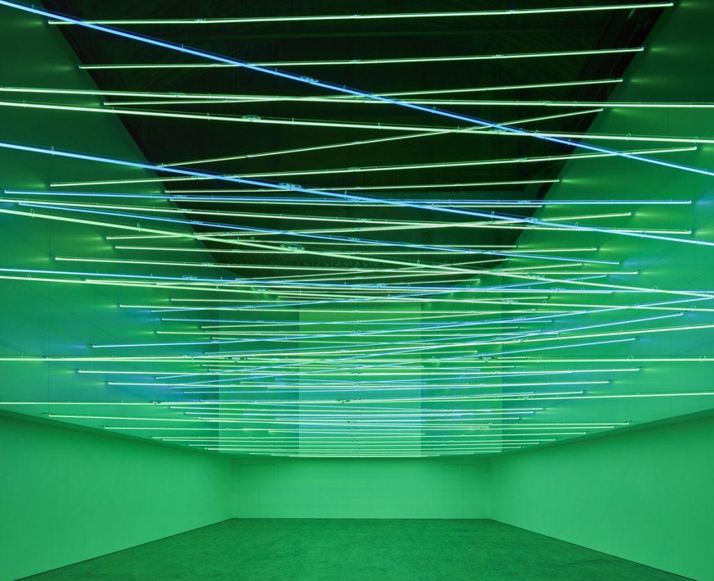 Lucio Fontana Ambienti/Environments | Pirelli HangarBicocca