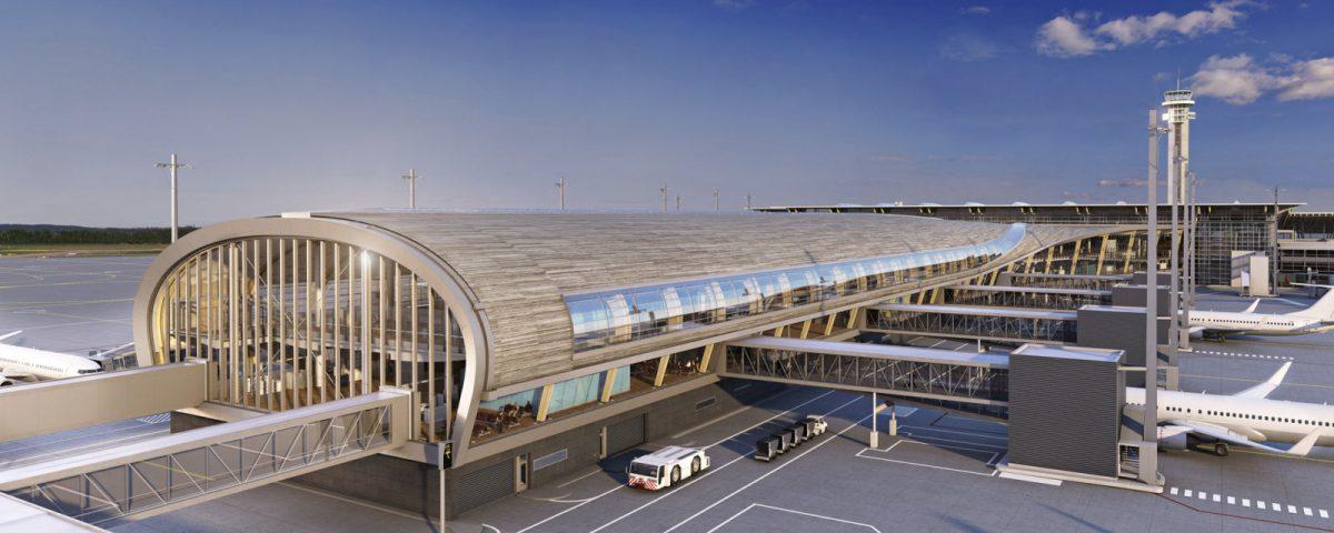 Nordic Office of Architecture - Ampliamento aeroporto Oslo