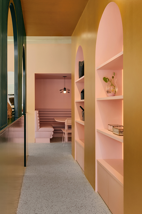 APPAREIL architecture | PASTEL RITA #Montreal