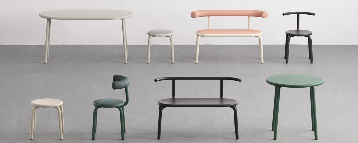 Torno by Plus Halle - designed by Form us with Love