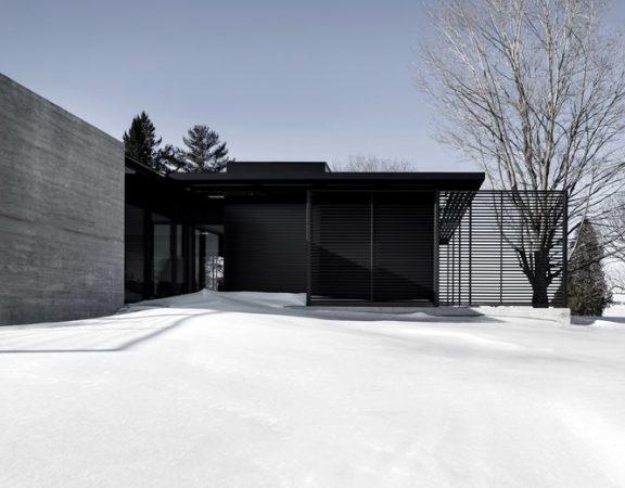 True North Alain Carle Architecte