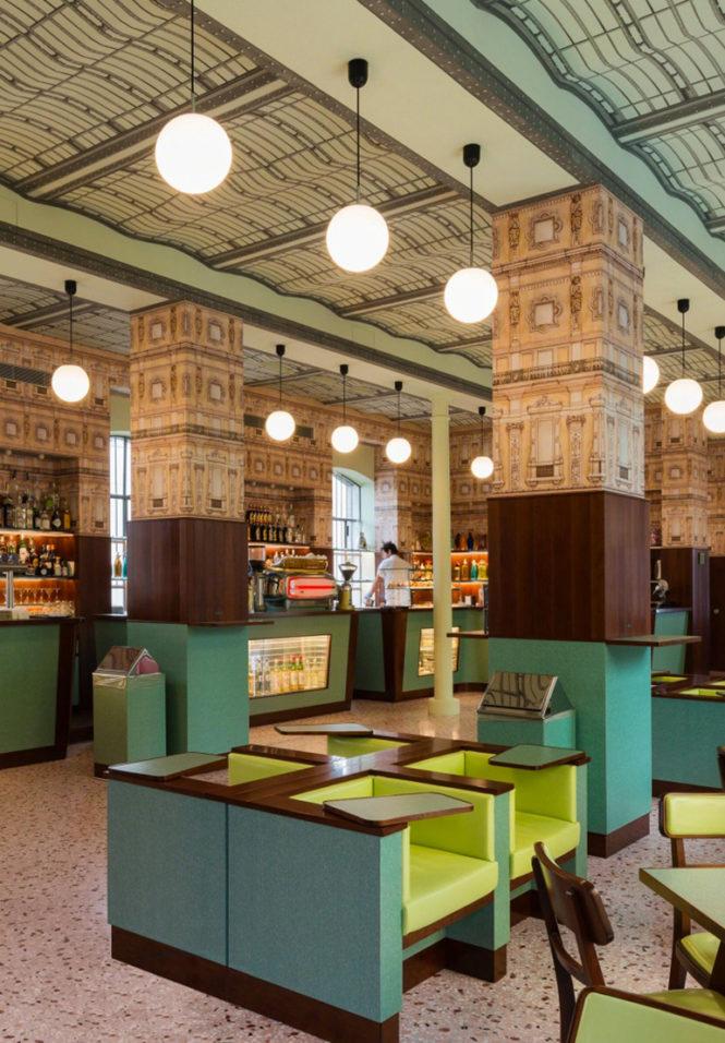 Fondazione prada Bar Luce