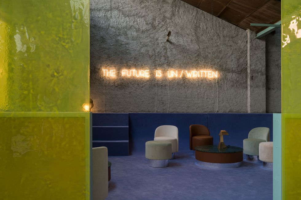 Fuorisalone 2019 - Les Arcanist Studiopepe