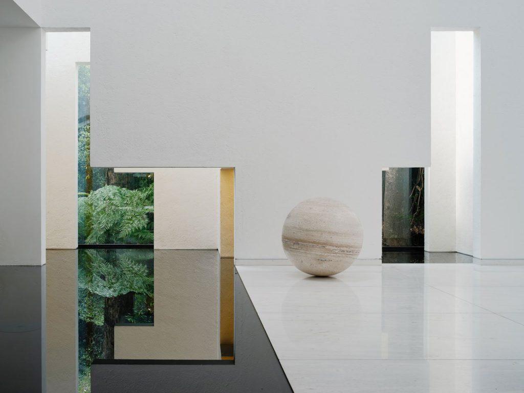 Taller Aragonés Rombo IV residenza installazione